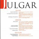 """Revista """"Julgar"""", órgão da Associação Portuguesa dos Juízes Portugueses"""