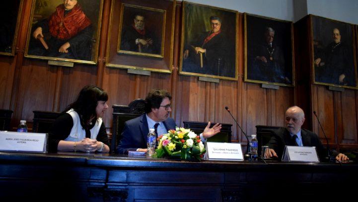 """Sessão de lançamento do livro """"Os Bastonários da Ordem dos Advogados Portugueses"""""""