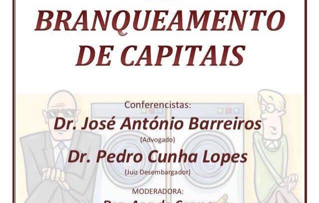 Conferência sobre Branqueamento de Capitais